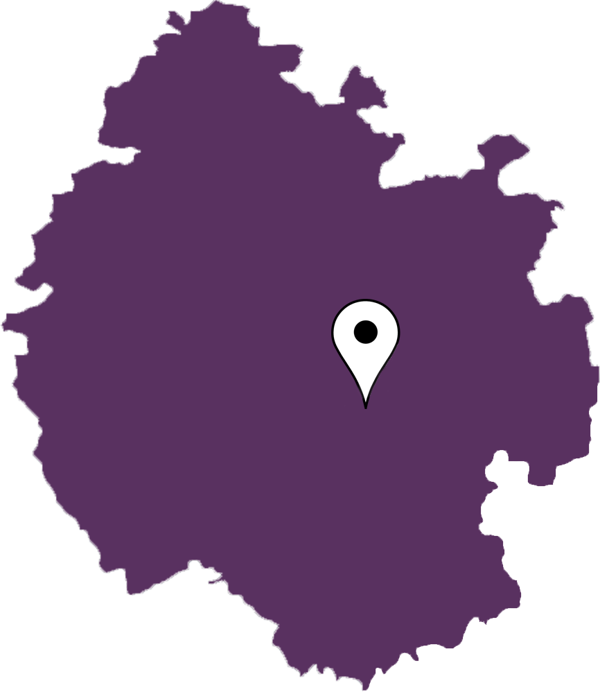 Map-Of-Herefordshire
